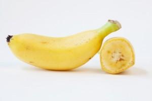 blanchiment des dents banane