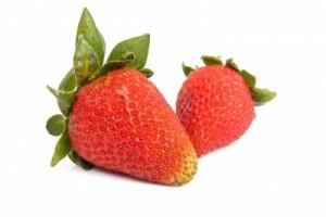 blanchiment des dents fraises