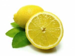 blanchiment des dents le citron